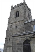 Image for All Saints' Church Bell Tower, South Wingfield, Derbyshire.