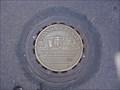 Image for 'Dannhäuser' Manhole Cover Weststraße Oberstdorf, Germany,BY