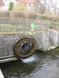 Image for Decorative water wheel in Happurg