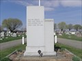 Image for West Lawn Cemetery War Memorial