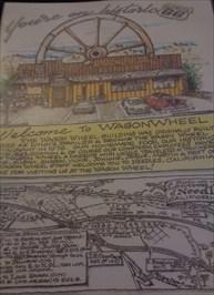 Wagon Wheel Restaurant ~ Route 66 ~ Needles,