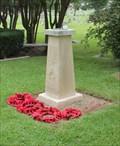 Image for RAF Memorial -- Oakwood Cemetery, Terrell TX
