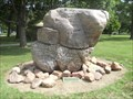 Image for 20-ton Boulder - Wamego, KS