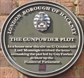 Image for The Gunpowder Plot - Hoxton Street, London, UK