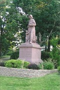Image for Madonna of the Trail Monument ~ Lexington, MO