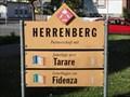 Image for Sister City Monument Herrenberg, Germany, BW