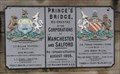 Image for Prince's Bridge - 1905 - Manchester, UK