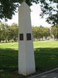 Image for Oak Hill Memorial Park Obelisk - San Jose, CA