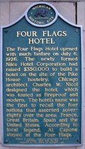 Image for Four Flags Hotel - Nile, Michigan