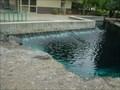 Image for Simple fountain in Serra Park, Sunnyvale CA