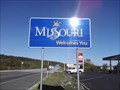 Image for Missouri / Arkansas on U.S. Highway 71
