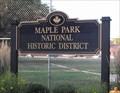 Image for Maple Park Historic District - Lake Geneva, WI