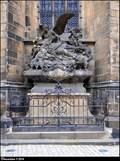 Image for Kenotaf Sv. Jana Nepomuckého u katedrály Sv. Víta / St. John of Nepomuk Cenotaph at St. Vitus Cathedral (Prague)