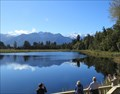 Image for Lake Matheson - South Westland, New Zealand