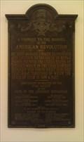 Image for A Tribute to the Heros of the American Revolution - Utah State Capitol - Salt Lake City, Utah