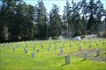 Image for Fort Worden Military Cemetery - Washington
