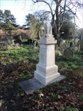 Image for John Snow - Brompton Cemetery, London, UK