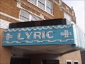 Image for Lyric Theater Time & Temperature - Harrison AR
