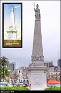 Image for Pirámide de Mayo - Buenos Aires (Argentina)