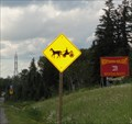 Image for Horse & Buggy Crossing - Highway 11 (Ontario) Canada