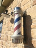 Image for Campus Barber Shop Pole ~ Denton, TX