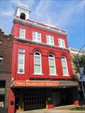 Image for First Hose Fire Company - Hagerstown Commercial Core Historic District - Hagerstown, Maryland