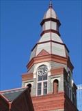 Image for Pulaski County Courthouse Clock - Little Rock, Arkansas