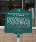 Image for Modern Movie-Making in Memphis -- Memphis TN