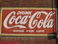 Image for Coca Cola Sign, Mt Gilead, NC