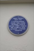 Image for Christ Church, Stoneham Street, Coggeshall, Essex.