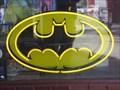 Image for Batman emblem, Al's Comics - San Francisco, California