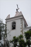 Image for Bell Tower of Igreja Matriz de Alte, Portugal.