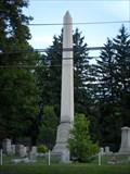 Image for J.E. Ewell Family, Evergreen Cemetery, Alden, NY