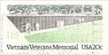 Image for Vietnam Veterans Memorial USA 20cents