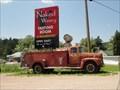 Image for International R-185 Fire Pumper - Hill City, South Dakota