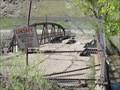 Image for Weber River Orphaned Bridge - Uintah, Utah