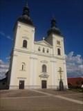 Image for Kostel sv. Vavrince - St. Laurence's Church (Bystrice nad Pernštejnem, CZ)