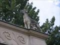 Image for Chiens sur le portail d'entrée, le Cimetière des Chiens - Asnières-sur-Seine, France