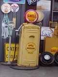Image for Old Gas Pumps - Shell -Glendale Springs, NC