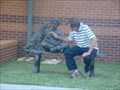 Image for Young boy with his dogs  - El Reno, OK