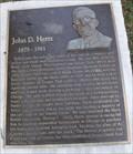 Image for John D. Hertz 1879-1961 - Lexington, Kentucky, United States