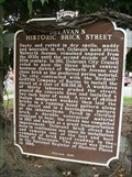 Image for Delavan's Historic Brick Street Historical Marker
