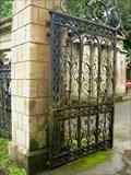 Image for Gates into Eggleston Hall, County Durham