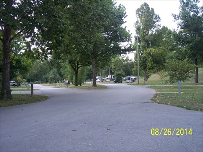 Campground 3 at RRSP, by MountainWoods