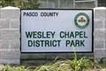 Image for Wesley Chapel Distrct Park  -  Wesley Chapel, FL