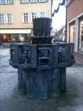 Image for Zunftbrunnen Reutlingen, Germany, BW