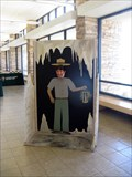 Image for Ranger Cutout, Carlsbad Caverns, NM