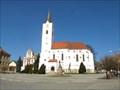 Image for Kostel sv. Archandela Michaela  -  Pacov, CZ