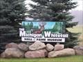 Image for Michigan Whitetail Hall of Fame Museum - Grass Lake, Michigan