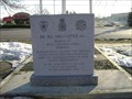 Image for Dr. W.C. (Bill) Little M.M. Royal Canadian Legion Branch 147 Memorial - Barrie Ontario